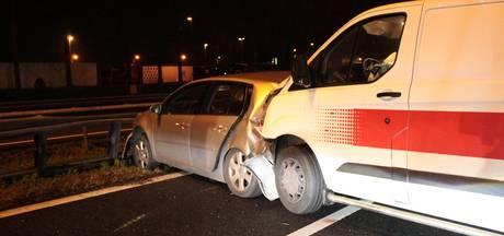 A27 urenlang afgesloten na ongeval bij Nieuwegein