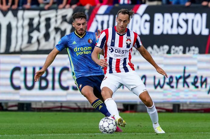 Freek Heerkens lijkt nog altijd zijn plaats te hebben in de selectie van Willem II.