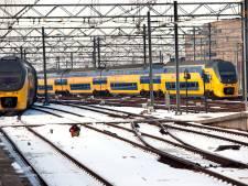 Minder treinen in regio's Gouda, Alphen en Woerden