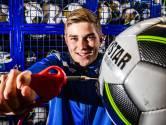 Clubhelden   Felix Mulder: Tiener met visie, 'Jeugd, sta op en help'
