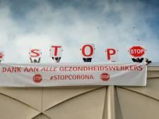 """Le """"STOP"""" de l'UZ Brussel aux citoyens qui ne respectent pas les règles et aux politiciens qui tergiversent: """"La récré est finie"""""""