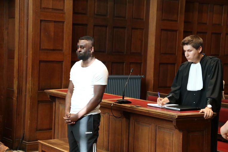 Anderson C. is veroordeeld tot 7 jaar cel.