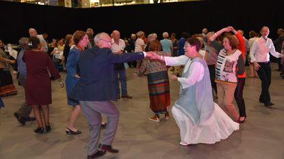 Nee hoor, op dansen staat geen leeftijd!