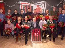 21 Jubilarissen gehuldigd bij Sportclub Overdinkel