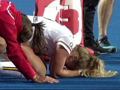 """Pas de JO pour les Red Panthers: """"Une grosse claque en pleine figure"""""""