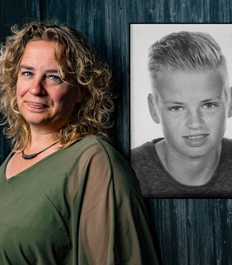Vier jaar na fataal ongeluk Mees (12) helpt moeder Marieke anderen afscheid nemen: 'Ik herken de rauwe ellende'