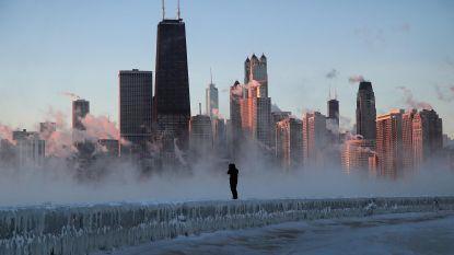 Extreme kou eist 12 levens in VS