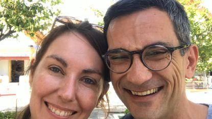 """Hoe de verloren trouwring van Christophe Lambrecht een jaar na zijn dood weer opdook: """"Nu is hij toch héél dichtbij"""""""