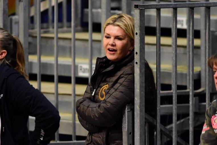 Corinna Schumacher.