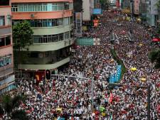 Hongkong legt zich niet neer bij wetswijziging