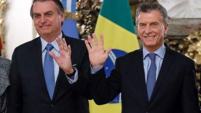 "EU sluit ""grootste handelsovereenkomst ooit"" met landen in Zuid-Amerika"