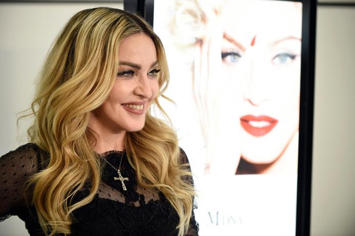 Vlak voor Duncan Laurence gisteren de arena van het Eurovisiesongfestival betrad voor zijn dress rehearsals is Madonna, de Queen of Pop, begonnen met haar repetitie voor de grote finale van zaterdag.