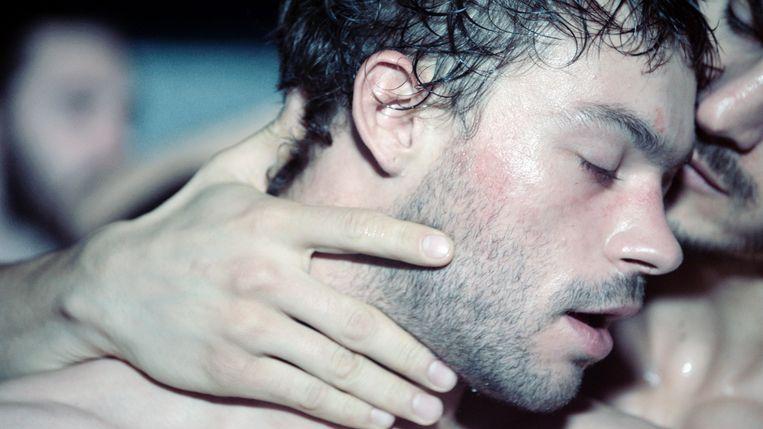 Félix Maritaud in Sauvage (2018) Beeld