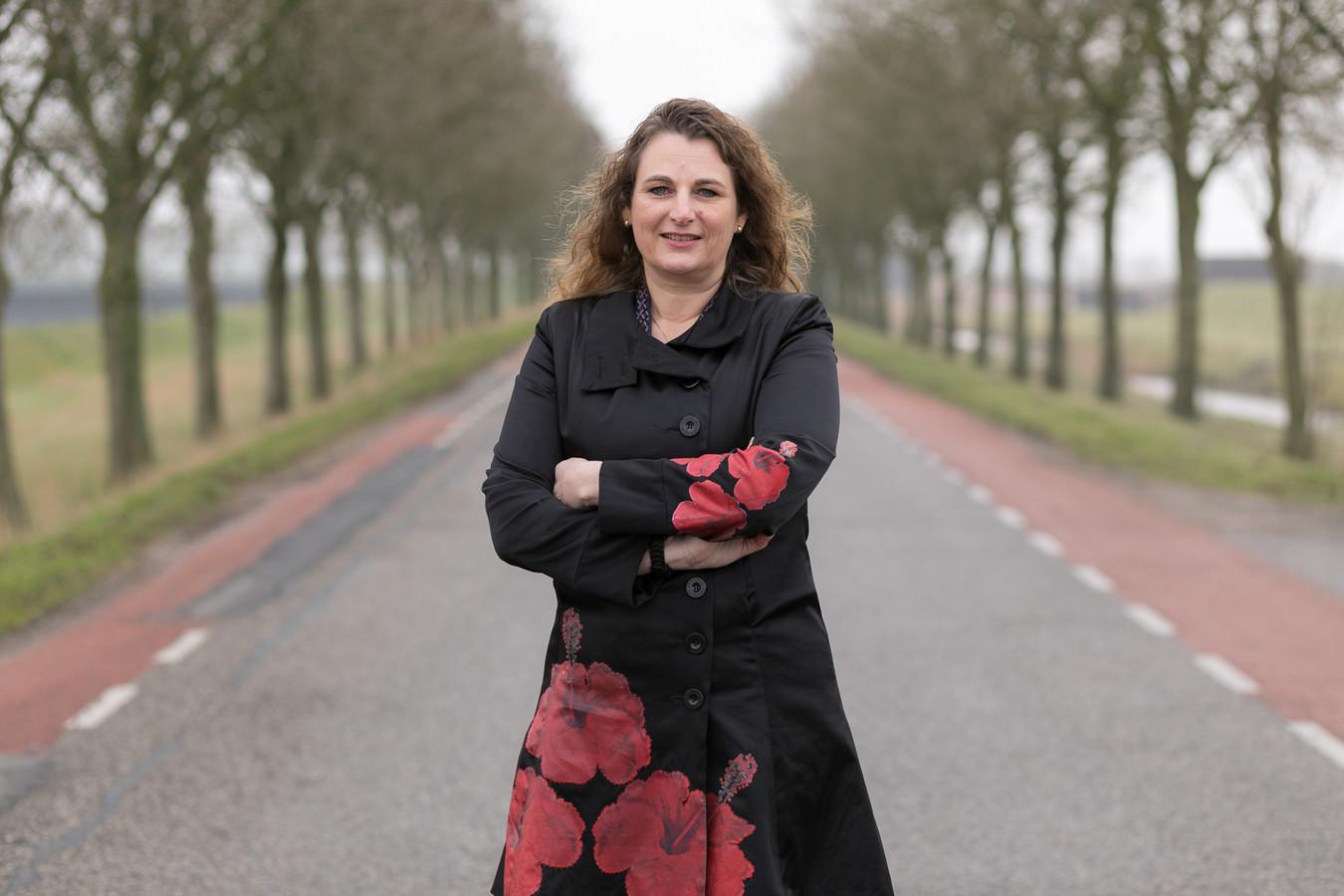 Wethouder Petra Lepolder.