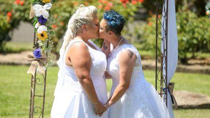 Holebi's kunnen vanaf vandaag eindelijk in het huwelijk treden in Australië