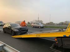 Files op de A1 na aanrijdingen tussen Apeldoorn en Deventer