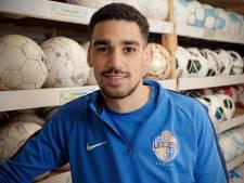 Hurkmans (Blauw Geel'38) begonnen aan tweede voetballeven: 'De liefde is te groot'