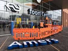 Station Amersfoort nu dan écht Amersfoort Centraal... voor even dan