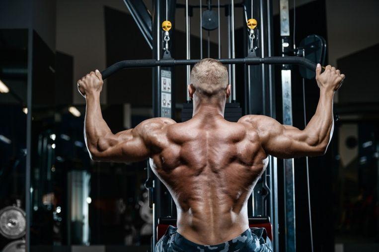 Illustratiefoto - De dertiger wordt ervan verdacht hormonen te hebben verkocht op de parking van een fitnessclub.