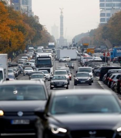 Diesel-ban Berlijn treft volgend jaar 200.000 autobezitters en toeristen