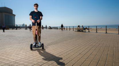 Segway en hoverboard mogen voortaan 25 km/u