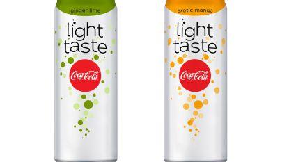 Coca-Cola light lanceert twee nieuwe exotische smaken
