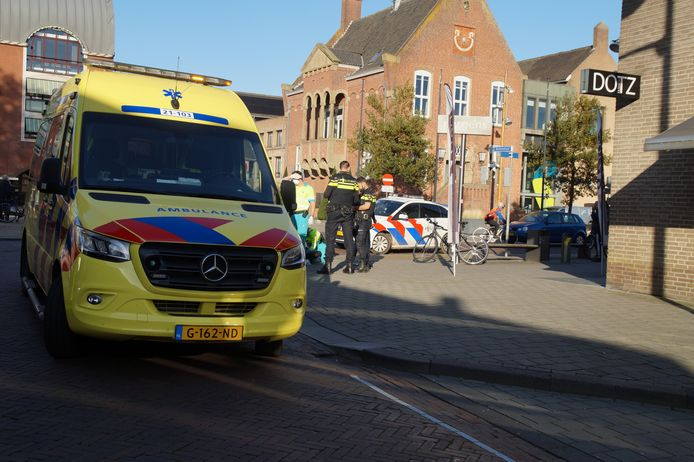 Fietser gewond bij ongeval in Drunen.