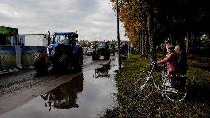Laatste boze boeren vertrekken uit Den Haag
