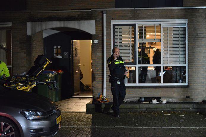 Arenberglaan in Breda
