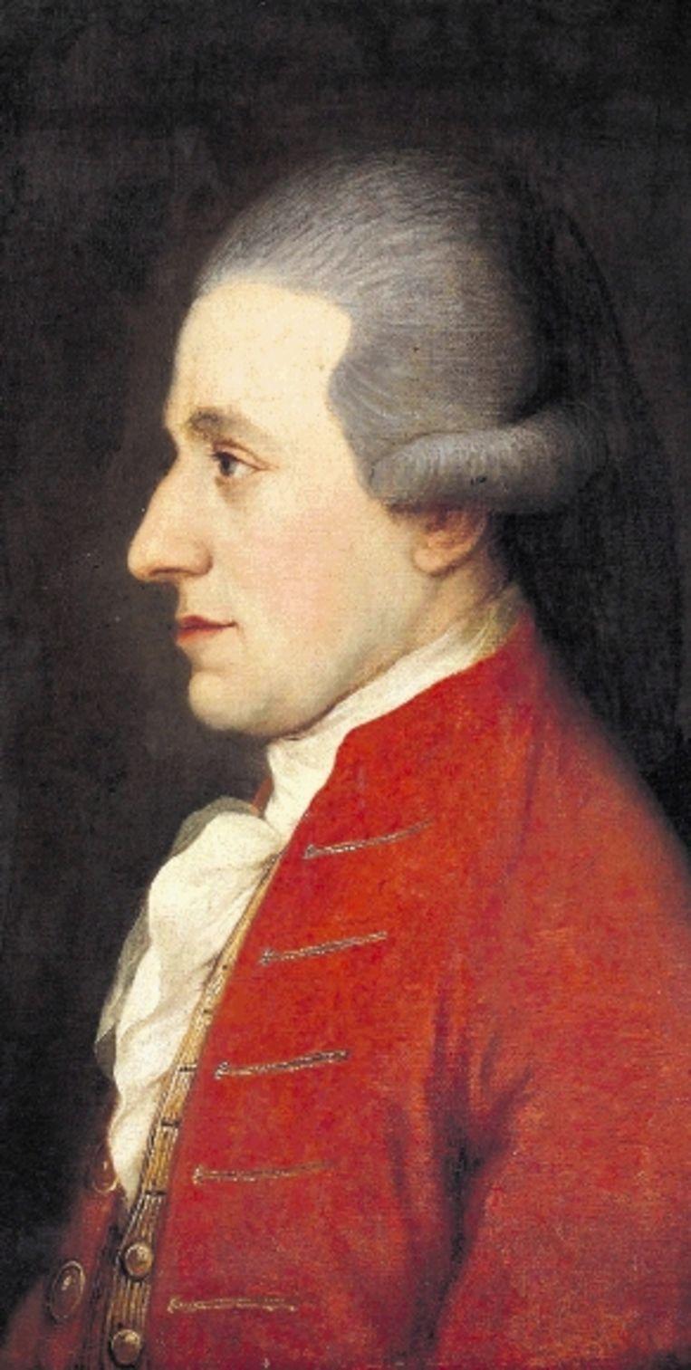 Er zijn talloze theorieën gevormd over de doodsoorzaak van Wolfgang Amadeus Mozart, van vergiftiging tot een worminfectie. (Trouw) Beeld