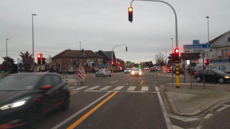 Veel bestuurders slaan vanuit de Meylandtlaan toch nog linksaf naar de Bieststraat