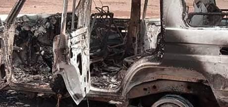 """Six Français tués au Niger: Macron dénonce un """"attentat qui a lâchement frappé des humanitaires"""""""
