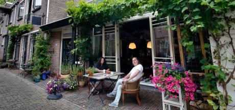 Gemma en Ferdinand hebben hun eigen stukje Frankrijk in Gorinchem: 'Het is altijd vakantie'