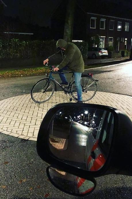 'Huh waar ben ik?': Slapende fietser in Nijmegen was na het stappen maatjes kwijtgeraakt