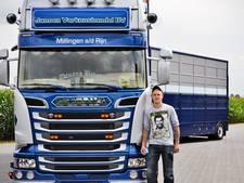 Strijd om de 'mooiste truck van Nederland'