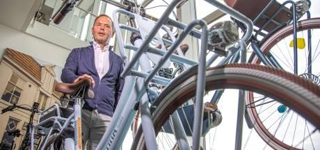 Brein achter Cortina ruilt fietsimperium van Kruitbosch uit Zwolle in voor Red een Kind