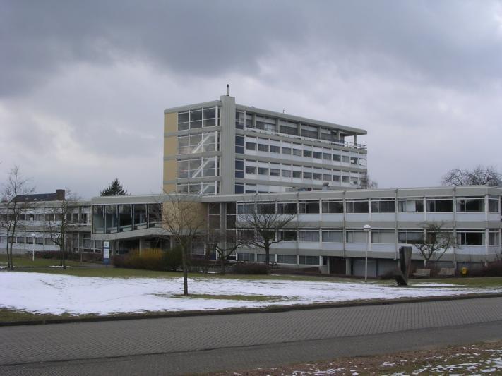 De Dreijenborch in Wageningen.