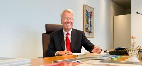 Brabantse burgemeesters laten zich voor tonnen rondrijden
