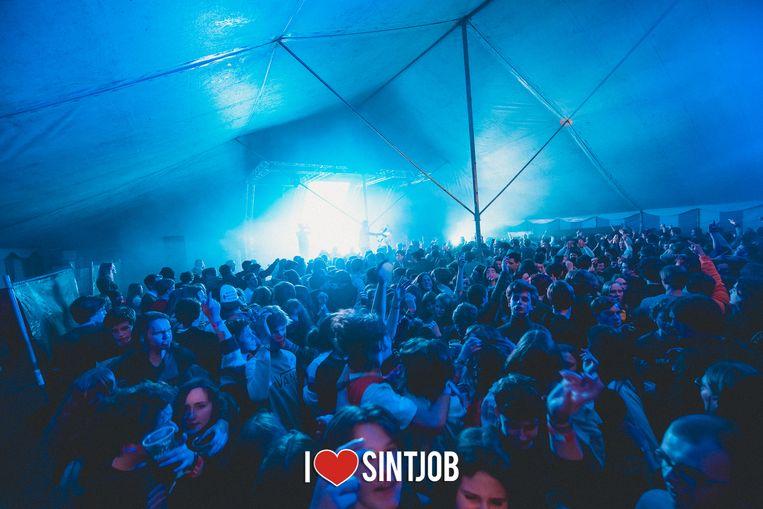 I Love Sint-Job is dé tentfuif van het jaar in Sint-Job en verre omgeving.