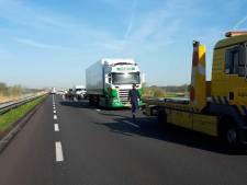 N279 in Heeswijk-Dinther weer open na ongeval