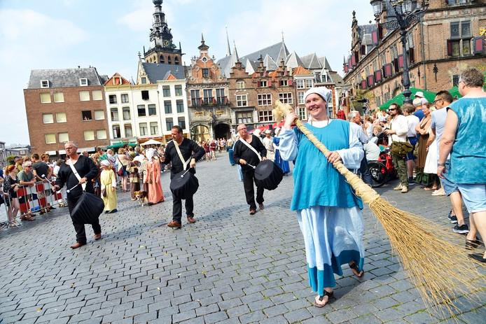 Gebroeders Van Limburg Festival 2016 in Nijmegen.
