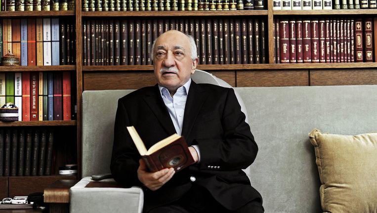Fethullah Gülen Beeld epa