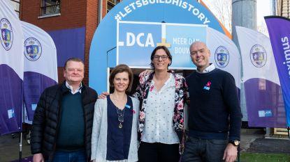 Firma achter Beerschot Wilrijk zet schouders onder Tia Hellebaut Academy