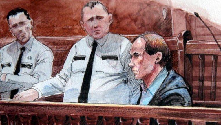 Beschuldigde Tijl Teckmans.