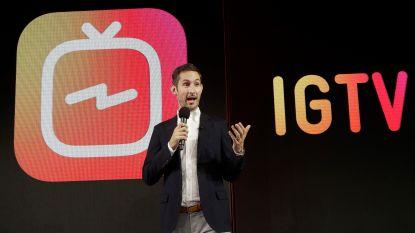 IGTV van Instagram gaat strijd met YouTube aan
