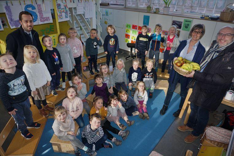 Het stadsbestuur van Gistel zal vanaf het schooljaar 2020-2021 een gratis stuk fruit aanbieden aan alle kleuterklassen.
