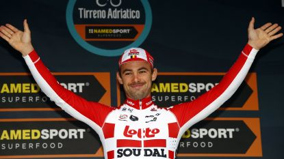 Campenaerts tankt vertrouwen met winst in afsluitende tijdrit Tirreno, Roglic snoept in extremis eindwinst van Yates af