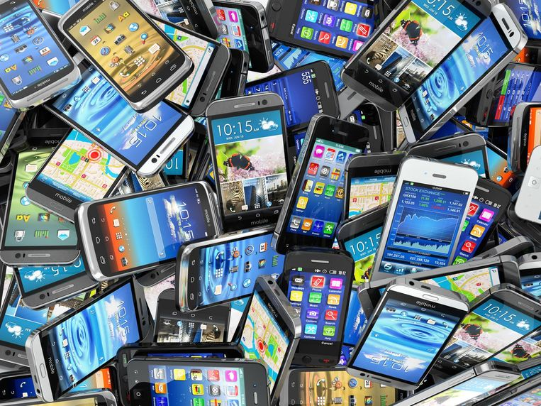 Hoe ziet de smartphone van de heel nabije toekomst eruit?