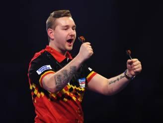 Dimitri Van den Bergh in uitstekende vorm nu al zeker van hoofdtabel Grand Slam of Darts