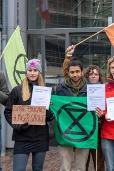 Wageningse studenten hongeren voor een beter klimaat